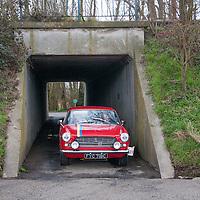 Car 36 Michael Moss Richard Moss Fiat 2300S_gallery