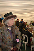 Lady Plymouth. Ludlow Charity Race Day,  in aid of Action Medical Research. Ludlow racecourse. 24 march 2005. ONE TIME USE ONLY - DO NOT ARCHIVE  © Copyright Photograph by Dafydd Jones 66 Stockwell Park Rd. London SW9 0DA Tel 020 7733 0108 www.dafjones.com