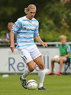 FODBOLD: Martin Koch (FC Helsingør) under kampen i Bet25 Ligaen mellem FC Helsingør og Næstved Boldklub den 2. august 2015 på Helsingør Stadion. Foto: Claus Birch
