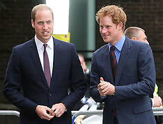 JUL 08 2014 Royals at Business Awards Gala