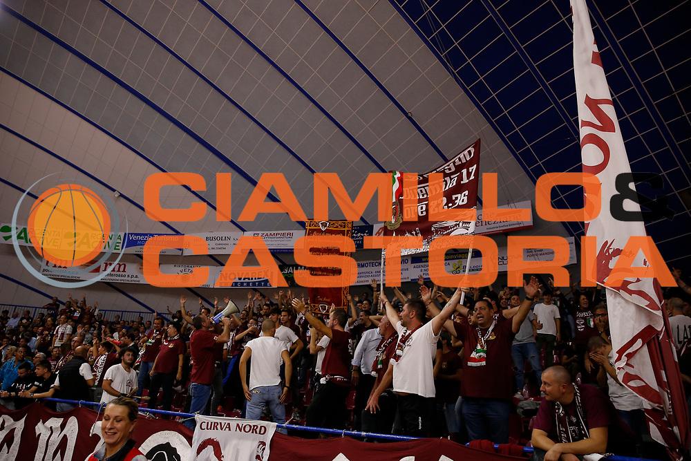 Tifosi Venezia<br /> Umana Reyer Venezia vs Banvit<br /> FIBA Basketball Champions League 2017/2018<br /> Venezia,  10/10/2017<br /> Foto Ciamillo-Castoria/A. Gilardi