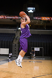 G/F D. J. Byrd (Crawfordsville, IN / North Montgomery).  The NBA Player's Association held their annual Top 100 basketball camp at the John Paul Jones Arena on the Grounds of the University of Virginia in Charlottesville, VA on June 18, 2008