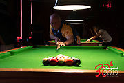 POOL 8 &amp; 9 BALL<br /> <br /> Downer NZ Masters Games 2019<br /> 20190207<br /> WHANGANUI, NEW ZEALAND<br /> Photo RACHEL HULME CMGSPORT<br /> WWW.CMGSPORT.CO.NZ