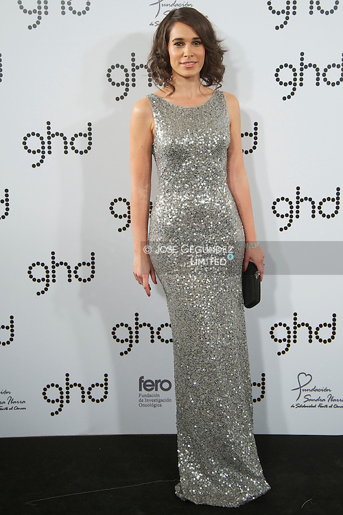 Cecilia Freijeiro attends Elsa Pataky and Ghd Charity Dinner at Casino de Madrid on 28 November, 2012 in Madrid