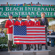 2014 Furusiyya FEI Nations Cup - Wellington