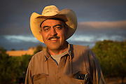 Salomon Orozco, Vineyard Foreman at Cristom for 24 years, Willamette Valley , Oregon