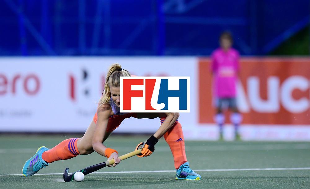 AUCKLAND - Sentinel Hockey World League final women<br /> Match id:<br /> 18 NED v KOR (Semi Final)<br /> Foto: Caia Van Maasakker  <br /> WORLDSPORTPICS COPYRIGHT FRANK UIJLENBROEK