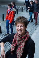 IUSY (International Union of Socialist Youth) General Secretary, Beatriz Talegon, photographed in Brussels 6 March 2013. Photo: Erik Luntang