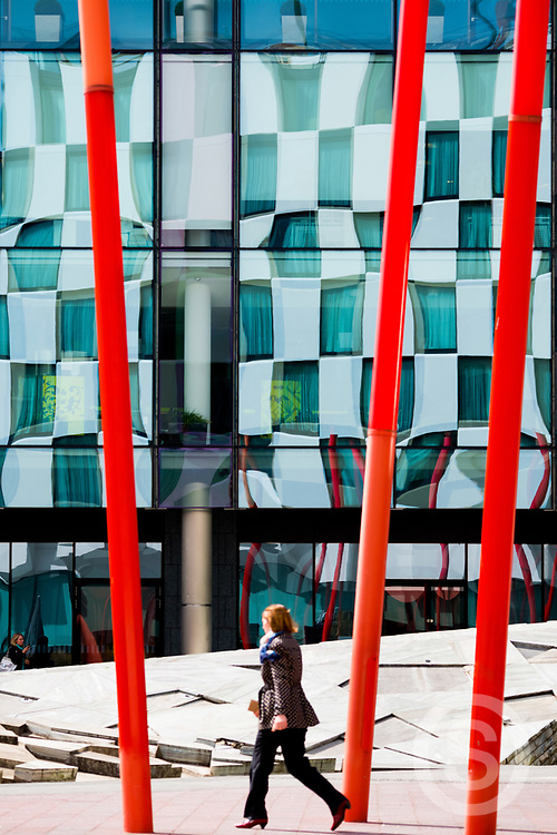 Photographer: Chris Hill, Grand Canal Square, Dublin