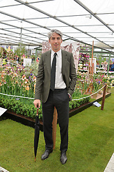 GEORGE LAMB at the 2015 RHS Chelsea Flower Show at the Royal Hospital Chelsea, London on 18th May 2015.
