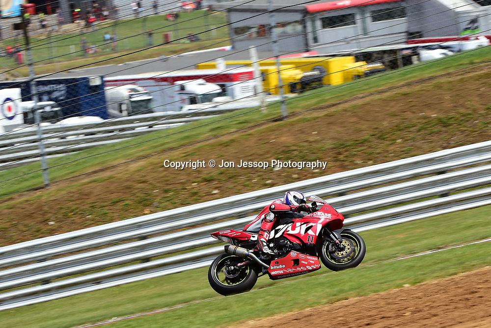 #11 Alex Olsen Rochester Buildbase Suzuki Suzuki Pirelli National Superstock 1000 Championship