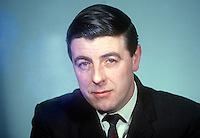 David Overend, N Ireland Labour Party, NILP, candidate, Shankill, in February 1969 N Ireland General Election, Stormont Parliament. 196902000053b<br /> <br /> Copyright Image from Victor Patterson, 54 Dorchester Park, Belfast, UK, BT9 6RJ<br /> <br /> t1: +44 28 9066 1296 (from Rep of Ireland 048 9066 1296)<br /> t2: +44 28 9002 2446 (from Rep of Ireland 048 9002 2446)<br /> m: +44 7802 353836<br /> <br /> e1: victorpatterson@me.com<br /> e2: victorpatterson@gmail.com<br /> <br /> The use of my copyright images is subject to my Terms & Conditions.<br /> <br /> It is IMPORTANT that you familiarise yourself with them. They are available on my website at www.victorpatterson.com.<br /> <br /> None of my copyright images may be used on a website unless they are visibly watermarked, i.e. © Victor Patterson within the body of the visible image. Metadata denoting my copyright must NOT be deleted. <br /> <br /> Web use (maximum size - 400 kb) is extra at currently recommended NUJ rates.
