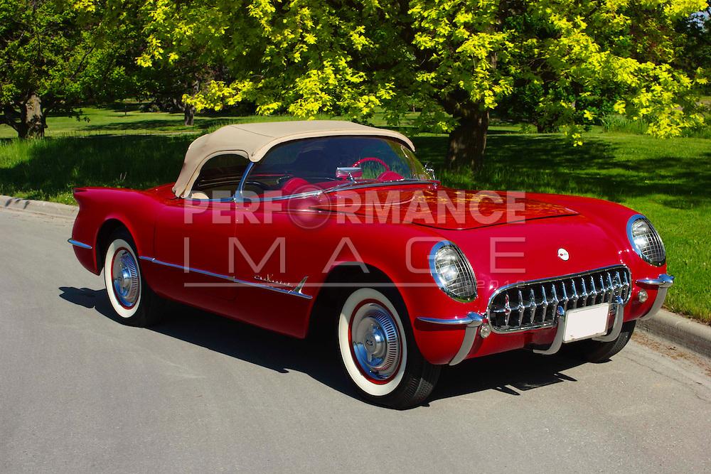 1955 V8 Chevrolet Corvette