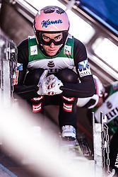 10.02.2019, Salpausselkae Hill, Lahti, FIN, FIS Weltcup Ski Sprung, Herren, im Bild Stefan Kraft (AUT) // Stefan Kraft of Austria during the men's FIS Ski Jumping World Cup at the Salpausselkae Hill in Lahti, Finland on 2019/02/10. EXPA Pictures © 2019, PhotoCredit: EXPA/ JFK