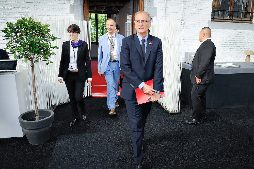 20160615 - Brussels , Belgium - 2016 June 15th - European Development Days - Arrivals © European Union