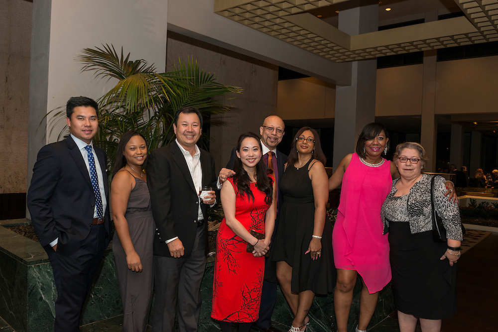 2017 CAI Houston Awards Gala, A Night to Remember, was held at the Omni Houston Hotel, 4 Riverway, on the evening of Friday, January 13, 2017.
