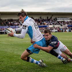 London Scottish v Glasgow Warriors | Friendly | 30 August 2014