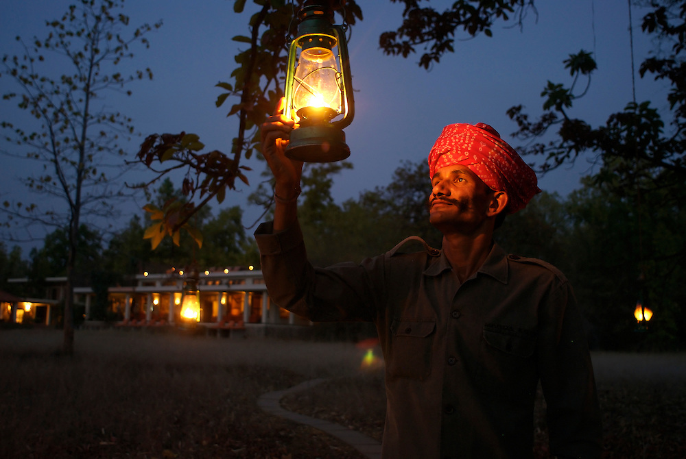 Lodge Mahua Kothi.<br />