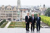 Koning Willem Alexander bij zestigste verjaardag Benelux