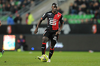 Fotball<br /> Frankrike<br /> Foto: Panoramic/Digitalsport<br /> NORWAY ONLY<br /> <br /> Paul Georges Ntep (Rennes)