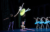 Royal Ballet Ashton Mixed Bill 17th October 2014