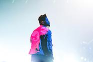 Paris: The Weeknd concert 28 Feb 2017