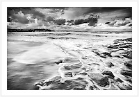 Bondi Beach on a mid-winter afternoon [Bondi, NSW]<br />