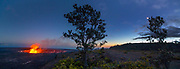 Halemaumau, Crater, KIlauea Volcano, Hawaii Volcanoes National Park, Island of Hawaii, Hawaii
