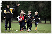 London Wasps CoachClass at Worthing RFC. 30-10-08. U11s and U12s