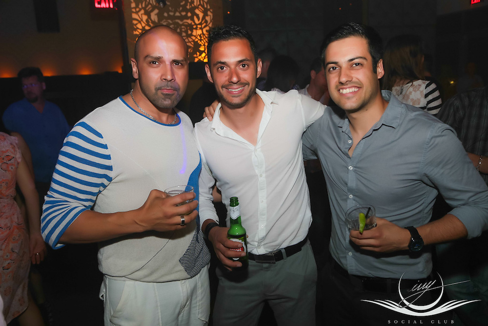 Ivy Social Club Saturday April 11, feat; Dj's Andy Warburton & Jimmy Jamm & Host Bill B&A...<br />