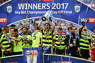 Huddersfield Town v Reading 29/05/2017