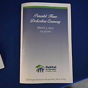 Habitat For Humanity Ribbon Cutting