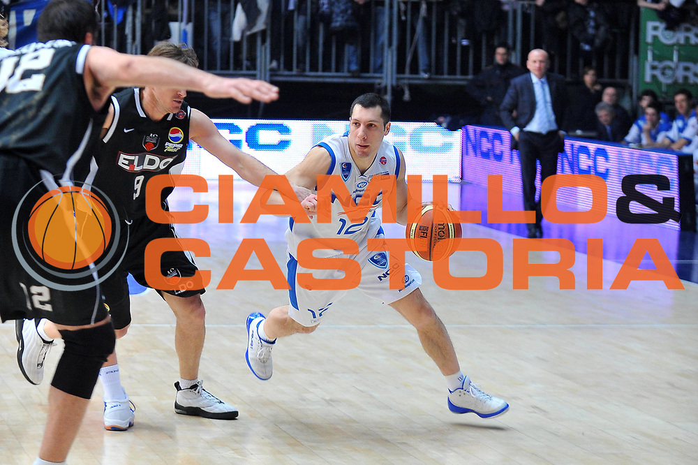 DESCRIZIONE : Cantu Lega A1 2008-09 NGC Cantu Eldo Caserta<br /> GIOCATORE : Nicolas Mazzarino<br /> SQUADRA : NGC Cantu<br /> EVENTO : Campionato Lega A1 2008-2009<br /> GARA : NGC Cantu Eldo Caserta<br /> DATA : 01/02/2009<br /> CATEGORIA : Palleggio<br /> SPORT : Pallacanestro<br /> AUTORE : Agenzia Ciamillo-Castoria/A.Dealberto<br /> Galleria : Lega Basket A1 2008-2009<br /> Fotonotizia : Cantu Campionato Italiano Lega A1 2008-2009 NGC Cantu Eldo Caserta<br /> Predefinita :