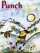 Punch cover 5 September 1962