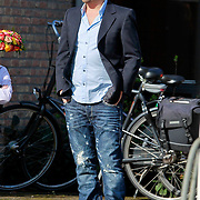 NLD/Huizen/20110402 - Uitvaart Floor van der Wal, Manuel Broekman