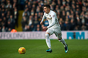 Leeds United Midfielder Pablo Hernandez during the EFL Sky Bet Championship match between Leeds United and Millwall at Elland Road, Leeds, England on 20 January 2018. Photo by Craig Zadoroznyj.