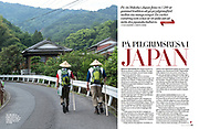 A reportage for the Swedish magazine Senioren about the Shikoku Pilgrimage, a 1200 kilometer pilgrimage to 88 temples associated with Kobo Daishi.