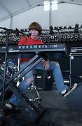 Manchester, TN.  2004 Bonnaroo Music Festival. Ben Kweller performs at Bonnaroo 2004. Mandatory Credit: Bryan Rinnert/3Sight Photography..