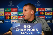 Celtic FC Press Conference - 26 Sept 2017
