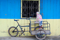 Bicycle & Child