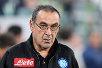 29.10.2016 - Torino - Serie A 2016/17 - 11a giornata  -  Juventus-Napoli  nella  foto: Maurizio Sarri allenatore del  Napoli