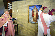 Divine Mercy Dedication and Unveiling in Tullytown, Pennsylvania
