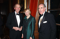 The British Antiques Dealers Association's Biennial Banquet held at Armoury House, HAC, City Road, London EC1 on 25th November 2004.<br />