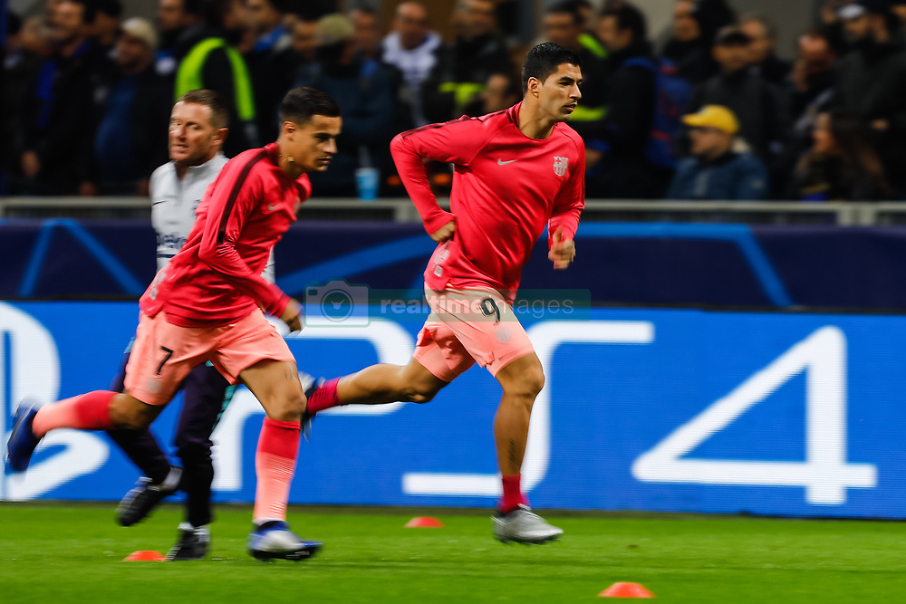 صور مباراة : إنتر ميلان - برشلونة 1-1 ( 06-11-2018 )  20181106-zaa-n230-734