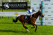 Jagonory ridden by Poppy Bridgwater and trained by Christopher Mason - Ryan Hiscott/JMP - 15/05/2019 - PR - Bath Racecourse - Bath, England - Bath Racecourse Wednesday 15th May 2019