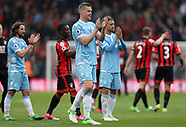 Bournemouth v Stoke City 6 May 2017