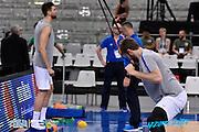 DESCRIZIONE: Torino FIBA Olympic Qualifying Tournament Semifinale Italia - Messico<br /> GIOCATORE: Niccolo Melli<br /> CATEGORIA: Nazionale Italiana Italia Maschile Senior<br /> GARA: FIBA Olympic Qualifying Tournament Semifinale Italia - Messico<br /> DATA: 08/07/2016<br /> AUTORE: Agenzia Ciamillo-Castoria