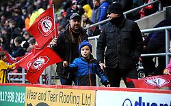 -Mandatory by-line: Nizaam Jones/JMP - 18/01/2020 - FOOTBALL - Ashton Gate - Bristol, England - Bristol City v Barnsley - Sky Bet Championship