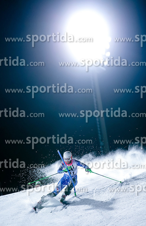 13.01.2015, Hermann Maier Weltcupstrecke, Flachau, AUT, FIS Weltcup Ski Alpin, Flachau, Slalom, Damen, 1. Lauf, im Bild Petra Vlhova (SVK) // Petra Vlhova of Slovakia in action during 1st run of the ladie's Slalom of the FIS Ski Alpine World Cup at the Hermann Maier Weltcupstrecke in Flachau, Austria on 2015/01/13. EXPA Pictures © 2015, PhotoCredit: EXPA/ Johann Groder