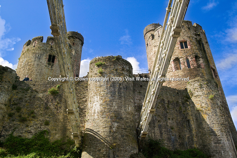 Conwy Castle<br />